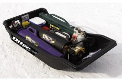 Санки Otter medium wilderness sled black