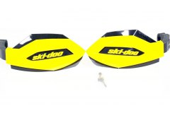 Защита рук yellow Ski-Doo REV-XP, XS, XM, XU Tundra, XR 860200710