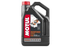 Масло Motul Snowpower 2T SYNTH 4л